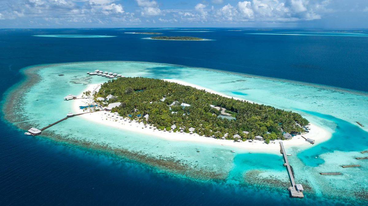 Kihaa Maldives Beach Villas are perfect for your holiday